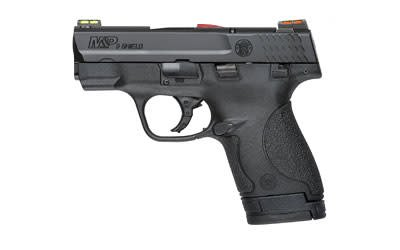 SMITH AND WESSON SMITH & WESSON M&P SHIELD 9MM W/HI VIZ SIGHTS