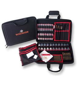 WINCHESTER WINCHESTER UNIVERSAL SOFT SIDE GUN CLEANING KIT 68 PCS.