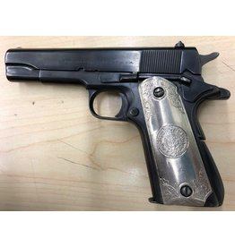 COLT USED/CONSIGNMENT COLT 1911 GOVERNMENT  .38 SUPER ONE MAGAZINE