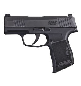 "SIG SAUER SIG SAUER P365 9MM 3"" 10RD BLK NIGHT SIGHTS"