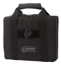 VOODOO TACTICAL VOODOO TACTICAL HARD SIDED SINGLE PISTOL CASE