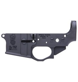 Spike's Tactical SPIKE'S TACTICAL ST15 PINEAPPLE AR15 STRIPPED RECEIVER MULTI CAL