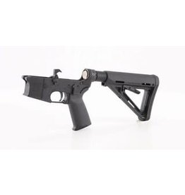 ANDERSON MFG. AR15 COMPLETE LOWER MAGPUL STOCK & PISTOL GRIP