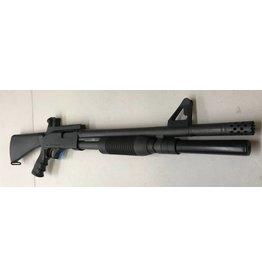 "FNH-USA CONSIGNMENT FN TACTIAL SHOTGUN 12g 18.5"" W/DOOR BREACHER, A2 STOCK, EXTENDED MAGAZINE TUBE"