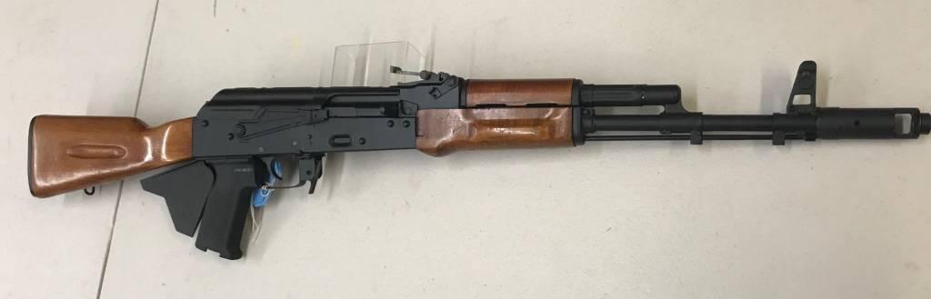 CONSIGNMENT WAFFEN WORKS AK74 5.45X39 FEATURELESS
