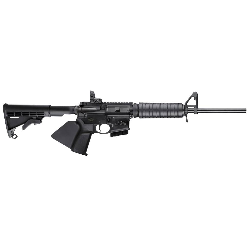 """SMITH AND WESSON SMITH & WESSON M&P 15 SPORT II 5.56 16"""" FEATURELESS"""