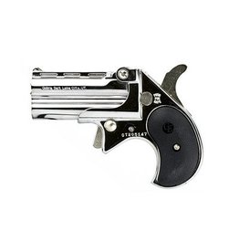 COBRA ENTERPRISES COBRA ENTERPRISES BIG BORE .38 special CHROME WITH BLACK GRIPS 2.4""