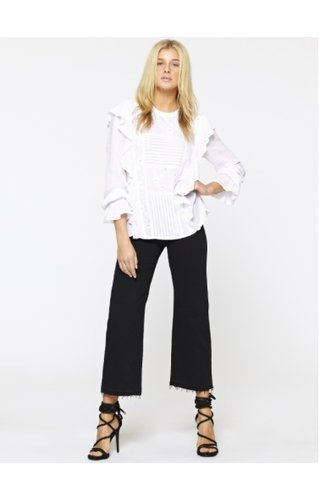 SANCTUARY SANCTUARY ROBBIE FASHION CROP PANTS