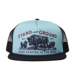 Hippy Tree Ground Hat Mens