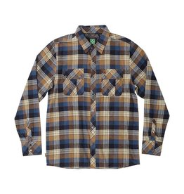 Hippy Tree Eureka Flannel Mens
