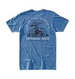 Hippy Tree Perception T-shirt Mens