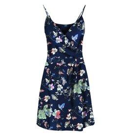DEX Flower Print Dress Womens
