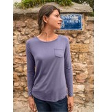 PRANA Foundation Long sleeve Top Womens