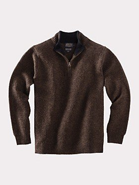Shetland 1/4 Zip Pullover