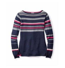 Smartwool Women's Cascade Valley Stripe Sweater
