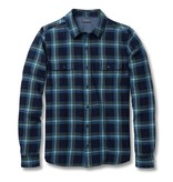 Toad and Co Indigo Flannel