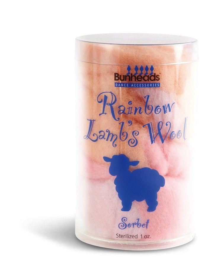 BUNHEADS Bunheads - Rainbow Lambs Wool