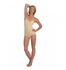CAPEZIO Bra-Trek Nude Suit