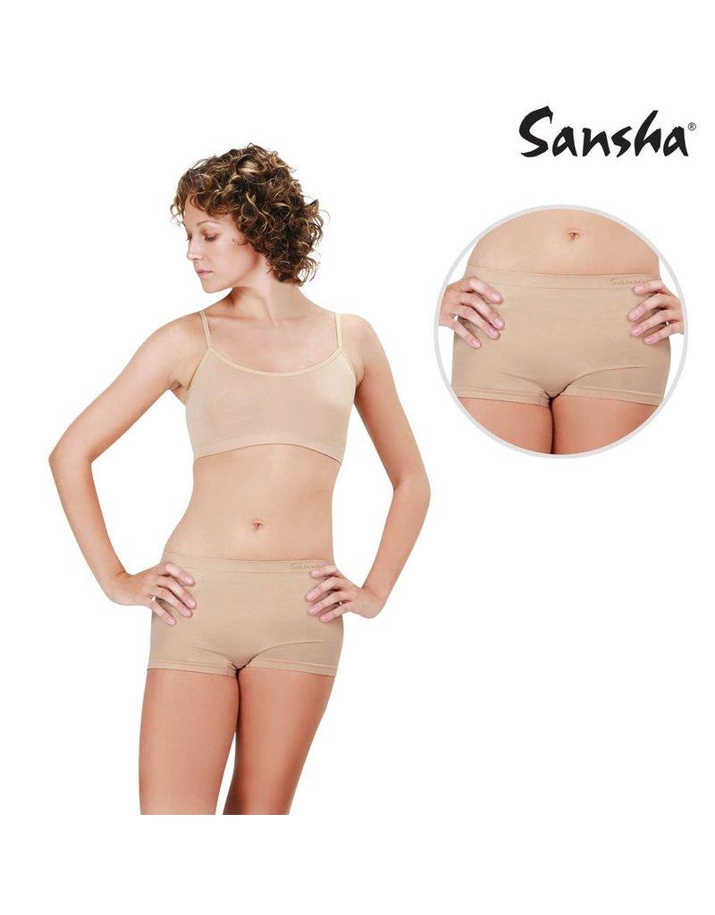 SANSHA Sansha - Nude Boy Short