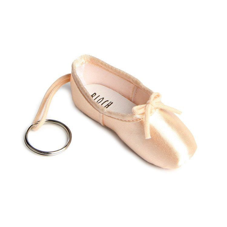 BLOCH BLOCH - POINTE SHOE KEY RING