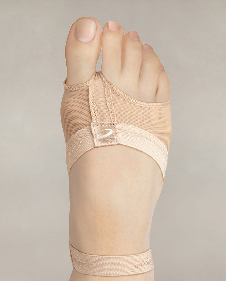 CAPEZIO FULL BODY FOOTUNDEEZ