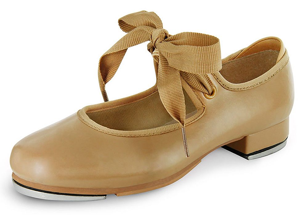 BLOCH GIRLS ANNIE TAP SHOE by Bloch