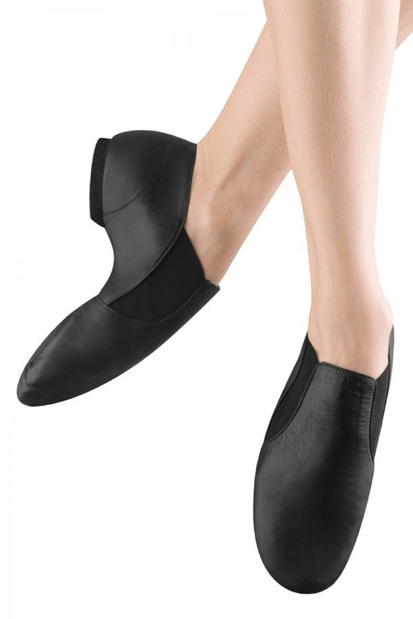 BLOCH GIRLS ELASTA BOOTIE by Bloch