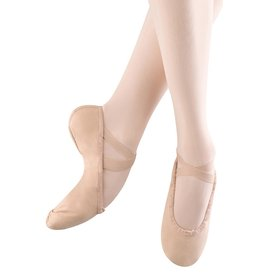 BLOCH GIRLS CANVAS SPLIT SOLE by Bloch