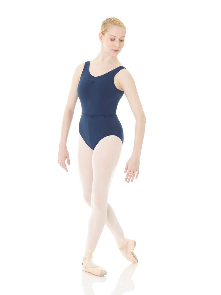 MONDOR GIRLS/LADIES PINCH FRONT BODYSUIT by Mondor