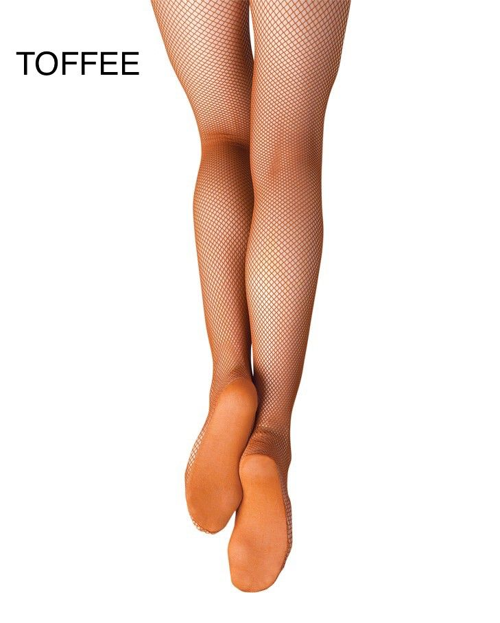 CAPEZIO PROFESSIONAL FISHNET TIGHTS by Capezio