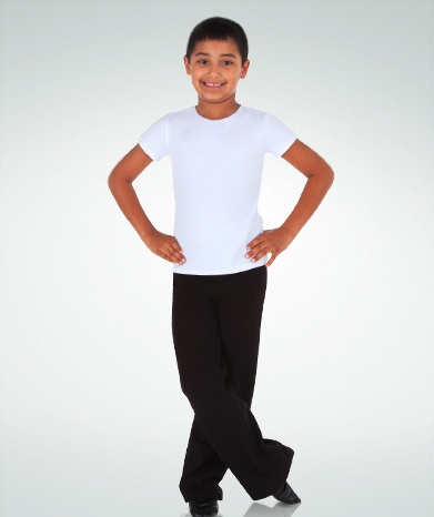 BODYWRAPPERS BOYS BLACK PANT by Bodywrappers