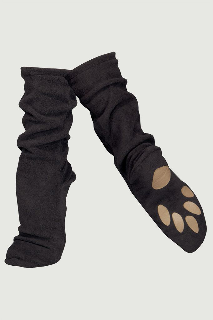 GAYNOR MINDEN ADULT COZY PAWS by Gaynor Minden