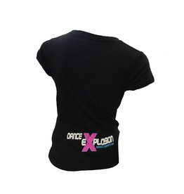 DANCE EXPLOSION COMPETITION - T-SHIRT by All 4 Dance