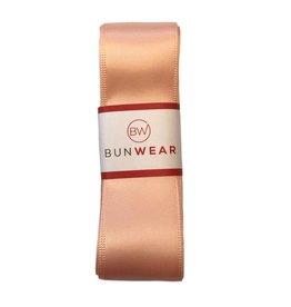 BALLOWEAR PEACH PINK RIBBON 2.5 YRDS by Bunwear