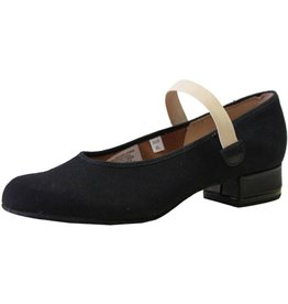 "BLOCH LADIES KARACTA FLAT 3/4"" by Bloch"