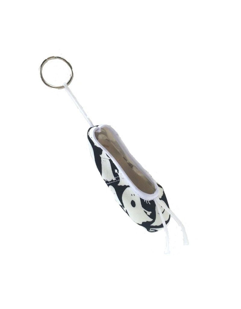 FREED GHOST POINTE SHOE KEYRING by Freed