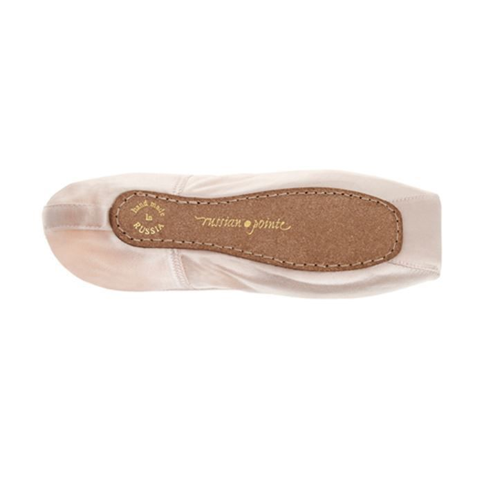 RUSSIAN POINTE ALMAZ V-CUT V2 - FLEXMEDIUM POINTE SHOE