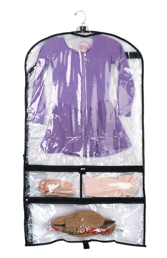 BALLOWEAR 5 Pocket Costume Garment Bag with Fillable Card by Bunwear