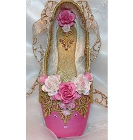 Decorative Pointe Shoes (1 Shoe only)