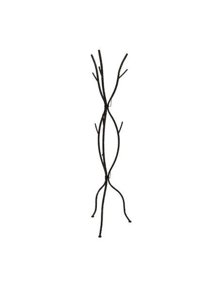 perchero metalico ramas