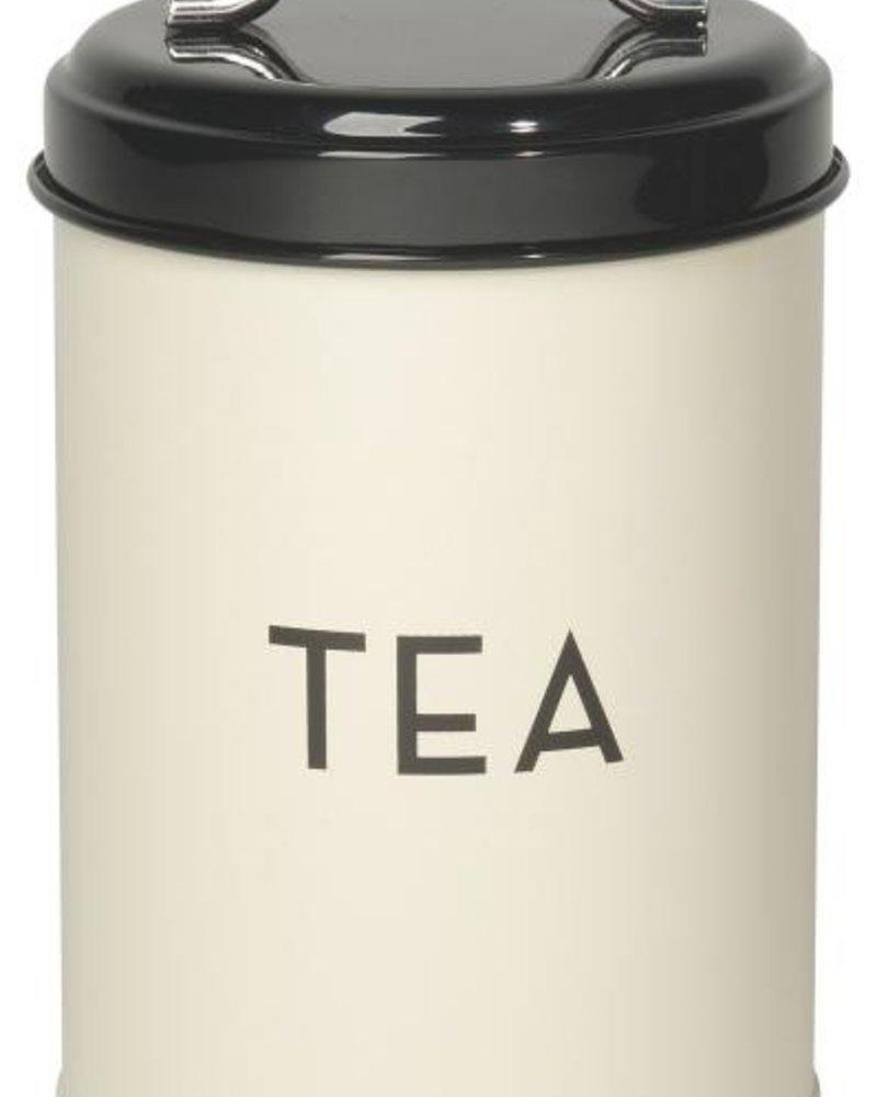 Caja metalicas ivory TEA
