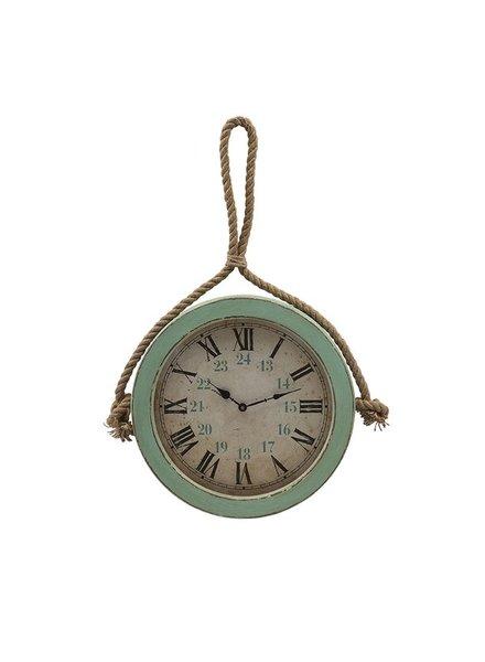 Reloj de pared nautico
