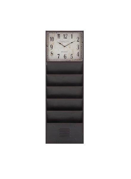 Reloj benton con archivero