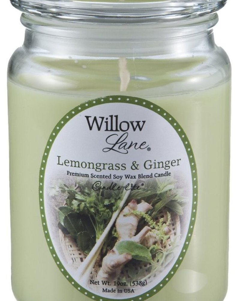 vela willow 19oz Lemon grass