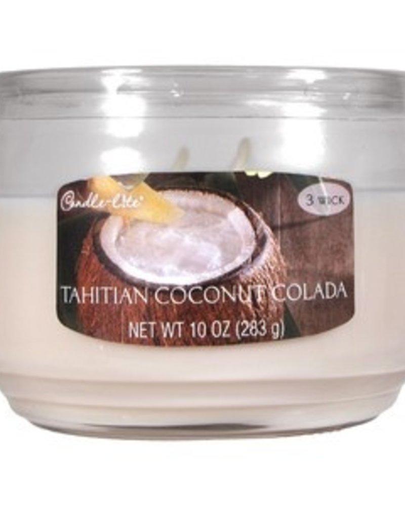 vela 10oz tahitian coconut colada