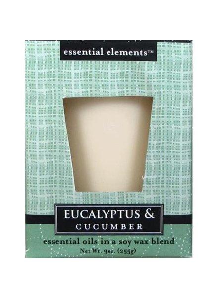 vela Essential 9oz Eucalipto