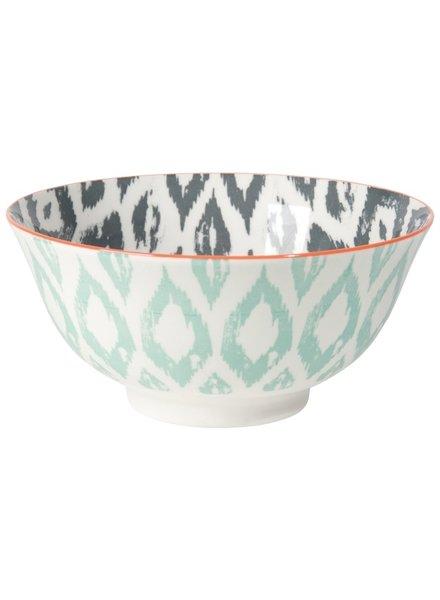 bowl estampado ikat 22 oz