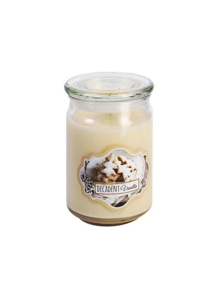 vela XMAS 16oz decadent vanilla
