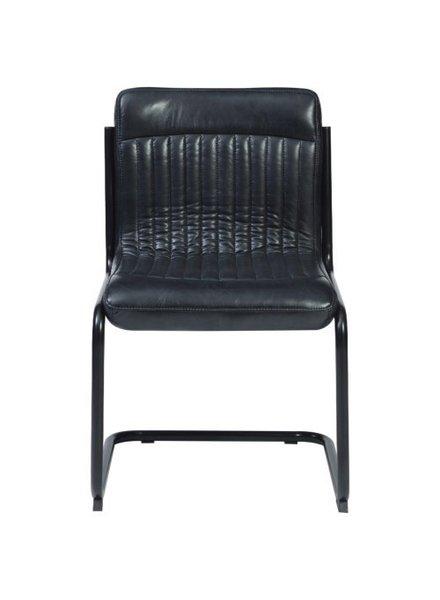 silla S negra