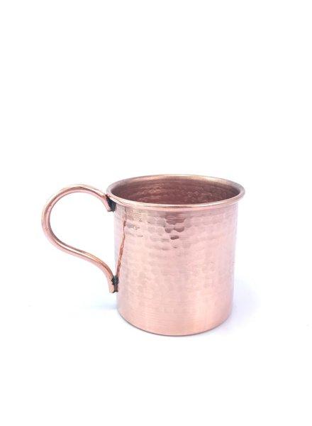 pocillo de cobre